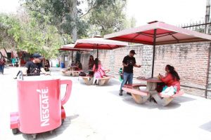 nescafe sample promotion 3