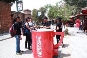 nescafe sample promotion 5